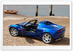 Lotus Elise HD Wide Wallpaper for Widescreen