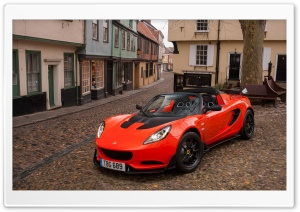 Lotus Elise Cup 250 Ultra HD Wallpaper for 4K UHD Widescreen desktop, tablet & smartphone