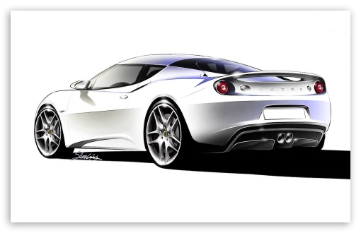 Lotus Evora Sketch 2 HD wallpaper for Wide 16:10 5:3 Widescreen WHXGA WQXGA WUXGA WXGA WGA ; HD 16:9 High Definition WQHD QWXGA 1080p 900p 720p QHD nHD ; Standard 3:2 Fullscreen DVGA HVGA HQVGA devices ( Apple PowerBook G4 iPhone 4 3G 3GS iPod Touch ) ; Mobile 5:3 3:2 16:9 - WGA DVGA HVGA HQVGA devices ( Apple PowerBook G4 iPhone 4 3G 3GS iPod Touch ) WQHD QWXGA 1080p 900p 720p QHD nHD ;