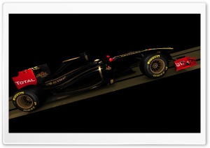 Lotus Renault R31 Formula 1 HD Wide Wallpaper for Widescreen