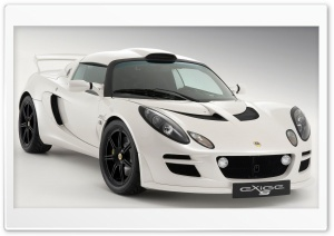 Lotus Sport Car 2 HD Wide Wallpaper for Widescreen