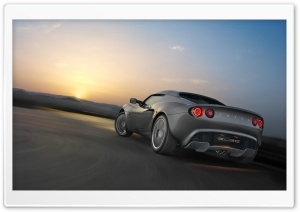 Lotus Sport Car 3 HD Wide Wallpaper for Widescreen