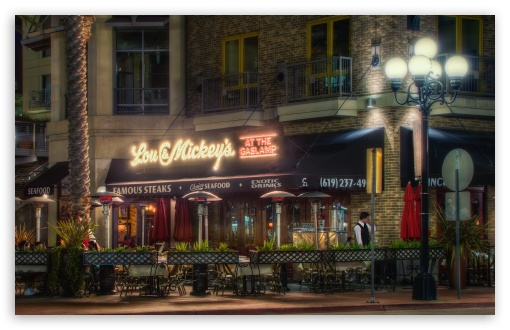Lou and Mickey's at the Gaslamp HD wallpaper for Wide 16:10 5:3 Widescreen WHXGA WQXGA WUXGA WXGA WGA ; HD 16:9 High Definition WQHD QWXGA 1080p 900p 720p QHD nHD ; UHD 16:9 WQHD QWXGA 1080p 900p 720p QHD nHD ; Standard 4:3 5:4 3:2 Fullscreen UXGA XGA SVGA QSXGA SXGA DVGA HVGA HQVGA devices ( Apple PowerBook G4 iPhone 4 3G 3GS iPod Touch ) ; iPad 1/2/Mini ; Mobile 4:3 5:3 3:2 16:9 5:4 - UXGA XGA SVGA WGA DVGA HVGA HQVGA devices ( Apple PowerBook G4 iPhone 4 3G 3GS iPod Touch ) WQHD QWXGA 1080p 900p 720p QHD nHD QSXGA SXGA ;