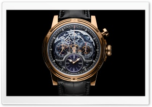 Louis Moinet Watch Memoris 200th rose gold HD Wide Wallpaper for 4K UHD Widescreen desktop & smartphone