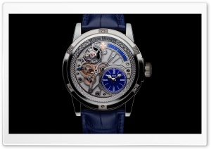 Louis Moinet Watch Tempograph HD Wide Wallpaper for 4K UHD Widescreen desktop & smartphone