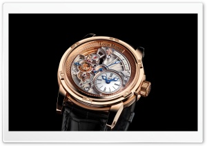 Louis Moinet Watch Tempograph White HD Wide Wallpaper for 4K UHD Widescreen desktop & smartphone