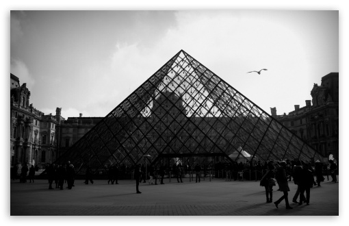 Louvre Pyramid HD wallpaper for Wide 16:10 5:3 Widescreen WHXGA WQXGA WUXGA WXGA WGA ; HD 16:9 High Definition WQHD QWXGA 1080p 900p 720p QHD nHD ; Standard 3:2 Fullscreen DVGA HVGA HQVGA devices ( Apple PowerBook G4 iPhone 4 3G 3GS iPod Touch ) ; Mobile 5:3 3:2 16:9 - WGA DVGA HVGA HQVGA devices ( Apple PowerBook G4 iPhone 4 3G 3GS iPod Touch ) WQHD QWXGA 1080p 900p 720p QHD nHD ;