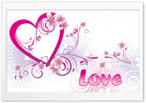 Love 18 HD Wide Wallpaper for Widescreen