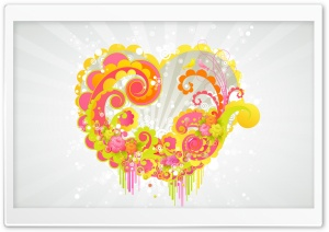Love 44 HD Wide Wallpaper for Widescreen