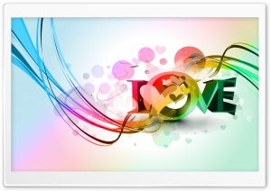 Love HD Wide Wallpaper for Widescreen