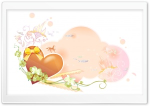 Love Art HD Wide Wallpaper for Widescreen