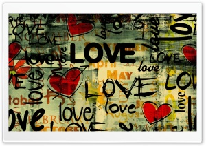 Love Background HD Wide Wallpaper for Widescreen