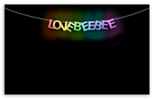 Love Bee Bee HD wallpaper for Wide 16:10 5:3 Widescreen WHXGA WQXGA WUXGA WXGA WGA ; HD 16:9 High Definition WQHD QWXGA 1080p 900p 720p QHD nHD ; Standard 4:3 Fullscreen UXGA XGA SVGA ; Tablet 1:1 ; iPad 1/2/Mini ; Mobile 4:3 5:3 3:2 16:9 - UXGA XGA SVGA WGA DVGA HVGA HQVGA devices ( Apple PowerBook G4 iPhone 4 3G 3GS iPod Touch ) WQHD QWXGA 1080p 900p 720p QHD nHD ;
