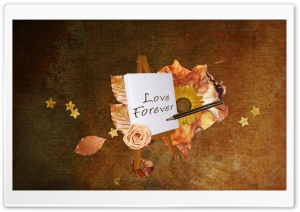 Love Forever HD Wide Wallpaper for Widescreen