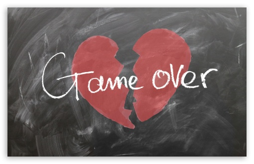 Love Game Over ❤ 4K UHD Wallpaper for Wide 16:10 5:3 Widescreen WHXGA WQXGA WUXGA WXGA WGA ; UltraWide 21:9 24:10 ; 4K UHD 16:9 Ultra High Definition 2160p 1440p 1080p 900p 720p ; UHD 16:9 2160p 1440p 1080p 900p 720p ; Standard 4:3 5:4 3:2 Fullscreen UXGA XGA SVGA QSXGA SXGA DVGA HVGA HQVGA ( Apple PowerBook G4 iPhone 4 3G 3GS iPod Touch ) ; iPad 1/2/Mini ; Mobile 4:3 5:3 3:2 16:9 5:4 - UXGA XGA SVGA WGA DVGA HVGA HQVGA ( Apple PowerBook G4 iPhone 4 3G 3GS iPod Touch ) 2160p 1440p 1080p 900p 720p QSXGA SXGA ;