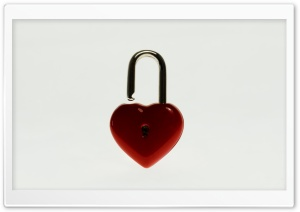 Love Lock HD Wide Wallpaper for Widescreen