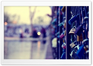 Love Lock HD Wide Wallpaper for 4K UHD Widescreen desktop & smartphone