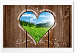 Love Nature HD Wide Wallpaper for Widescreen