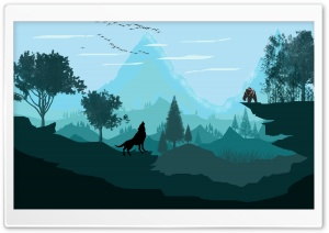 Love Nature Ultra HD Wallpaper for 4K UHD Widescreen desktop, tablet & smartphone
