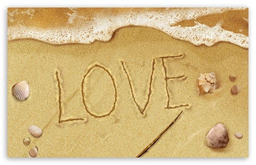 Love On The Beach HD wallpaper for Wide 16:10 5:3 Widescreen WHXGA WQXGA WUXGA WXGA WGA ; HD 16:9 High Definition WQHD QWXGA 1080p 900p 720p QHD nHD ; Standard 4:3 5:4 3:2 Fullscreen UXGA XGA SVGA QSXGA SXGA DVGA HVGA HQVGA devices ( Apple PowerBook G4 iPhone 4 3G 3GS iPod Touch ) ; Tablet 1:1 ; iPad 1/2/Mini ; Mobile 4:3 5:3 3:2 16:9 5:4 - UXGA XGA SVGA WGA DVGA HVGA HQVGA devices ( Apple PowerBook G4 iPhone 4 3G 3GS iPod Touch ) WQHD QWXGA 1080p 900p 720p QHD nHD QSXGA SXGA ;