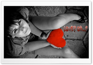 Love? Or...? HD Wide Wallpaper for Widescreen