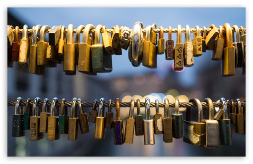 Love Padlocks HD wallpaper for Wide 16:10 5:3 Widescreen WHXGA WQXGA WUXGA WXGA WGA ; HD 16:9 High Definition WQHD QWXGA 1080p 900p 720p QHD nHD ; Standard 4:3 5:4 3:2 Fullscreen UXGA XGA SVGA QSXGA SXGA DVGA HVGA HQVGA devices ( Apple PowerBook G4 iPhone 4 3G 3GS iPod Touch ) ; iPad 1/2/Mini ; Mobile 4:3 5:3 3:2 5:4 - UXGA XGA SVGA WGA DVGA HVGA HQVGA devices ( Apple PowerBook G4 iPhone 4 3G 3GS iPod Touch ) QSXGA SXGA ; Dual 16:10 5:3 4:3 WHXGA WQXGA WUXGA WXGA WGA UXGA XGA SVGA ;