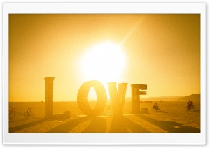 Love Shadow HD Wide Wallpaper for Widescreen