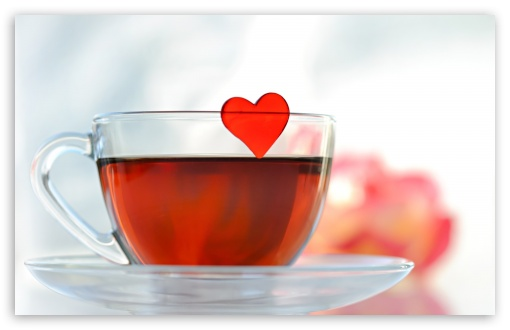 Love Tea HD wallpaper for Wide 16:10 5:3 Widescreen WHXGA WQXGA WUXGA WXGA WGA ; HD 16:9 High Definition WQHD QWXGA 1080p 900p 720p QHD nHD ; Standard 4:3 3:2 Fullscreen UXGA XGA SVGA DVGA HVGA HQVGA devices ( Apple PowerBook G4 iPhone 4 3G 3GS iPod Touch ) ; iPad 1/2/Mini ; Mobile 4:3 5:3 3:2 16:9 - UXGA XGA SVGA WGA DVGA HVGA HQVGA devices ( Apple PowerBook G4 iPhone 4 3G 3GS iPod Touch ) WQHD QWXGA 1080p 900p 720p QHD nHD ;