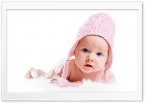 Lovely Baby HD Wide Wallpaper for Widescreen