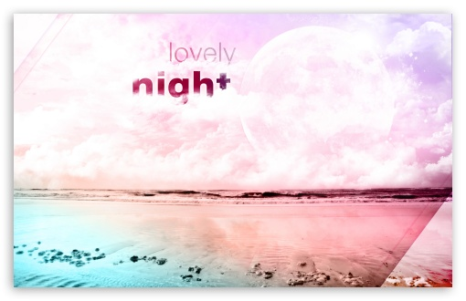 Lovely Night HD wallpaper for Standard 4:3 5:4 Fullscreen UXGA XGA SVGA QSXGA SXGA ; Wide 16:10 5:3 Widescreen WHXGA WQXGA WUXGA WXGA WGA ; HD 16:9 High Definition WQHD QWXGA 1080p 900p 720p QHD nHD ; Other 3:2 DVGA HVGA HQVGA devices ( Apple PowerBook G4 iPhone 4 3G 3GS iPod Touch ) ; Mobile VGA WVGA iPhone iPad PSP Phone - VGA QVGA Smartphone ( PocketPC GPS iPod Zune BlackBerry HTC Samsung LG Nokia Eten Asus ) WVGA WQVGA Smartphone ( HTC Samsung Sony Ericsson LG Vertu MIO ) HVGA Smartphone ( Apple iPhone iPod BlackBerry HTC Samsung Nokia ) Sony PSP Zune HD Zen ; Tablet 2 Android 3 DVGA HVGA HQVGA devices ( Apple PowerBook G4 iPhone 4 3G 3GS iPod Touch ) ;
