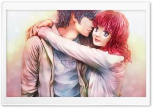 Lovers Anime HD Wide Wallpaper for 4K UHD Widescreen desktop & smartphone
