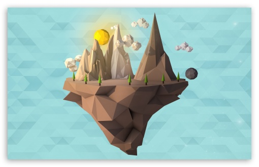 Low Poly Floating Island ❤ 4K UHD Wallpaper for Wide 16:10 5:3 Widescreen WHXGA WQXGA WUXGA WXGA WGA ; 4K UHD 16:9 Ultra High Definition 2160p 1440p 1080p 900p 720p ; UHD 16:9 2160p 1440p 1080p 900p 720p ; Standard 4:3 5:4 3:2 Fullscreen UXGA XGA SVGA QSXGA SXGA DVGA HVGA HQVGA ( Apple PowerBook G4 iPhone 4 3G 3GS iPod Touch ) ; Tablet 1:1 ; iPad 1/2/Mini ; Mobile 4:3 5:3 3:2 16:9 5:4 - UXGA XGA SVGA WGA DVGA HVGA HQVGA ( Apple PowerBook G4 iPhone 4 3G 3GS iPod Touch ) 2160p 1440p 1080p 900p 720p QSXGA SXGA ; Dual 4:3 5:4 UXGA XGA SVGA QSXGA SXGA ;