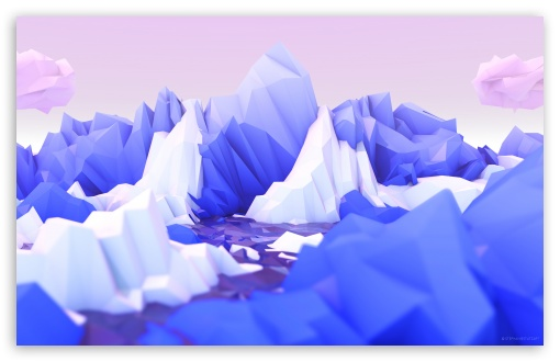 Low Poly Landscape Art ❤ 4K UHD Wallpaper for Wide 16:10 5:3 Widescreen WHXGA WQXGA WUXGA WXGA WGA ; 4K UHD 16:9 Ultra High Definition 2160p 1440p 1080p 900p 720p ; Mobile 5:3 16:9 - WGA 2160p 1440p 1080p 900p 720p ;