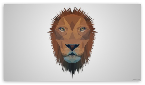 Low Poly Lion ❤ 4K UHD Wallpaper for 4K UHD 16:9 Ultra High Definition 2160p 1440p 1080p 900p 720p ; Smartphone 16:9 2160p 1440p 1080p 900p 720p ; Tablet 1:1 ; iPad 1/2/Mini ; Mobile 4:3 5:3 3:2 16:9 - UXGA XGA SVGA WGA DVGA HVGA HQVGA ( Apple PowerBook G4 iPhone 4 3G 3GS iPod Touch ) 2160p 1440p 1080p 900p 720p ;