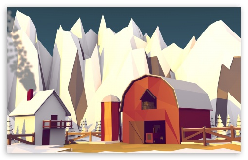 Low Poly Winter Barn v2 ❤ 4K UHD Wallpaper for Wide 16:10 5:3 Widescreen WHXGA WQXGA WUXGA WXGA WGA ; UltraWide 21:9 24:10 ; 4K UHD 16:9 Ultra High Definition 2160p 1440p 1080p 900p 720p ; UHD 16:9 2160p 1440p 1080p 900p 720p ; Standard 4:3 5:4 3:2 Fullscreen UXGA XGA SVGA QSXGA SXGA DVGA HVGA HQVGA ( Apple PowerBook G4 iPhone 4 3G 3GS iPod Touch ) ; Smartphone 3:2 DVGA HVGA HQVGA ( Apple PowerBook G4 iPhone 4 3G 3GS iPod Touch ) ; Tablet 1:1 ; iPad 1/2/Mini ; Mobile 4:3 5:3 3:2 16:9 5:4 - UXGA XGA SVGA WGA DVGA HVGA HQVGA ( Apple PowerBook G4 iPhone 4 3G 3GS iPod Touch ) 2160p 1440p 1080p 900p 720p QSXGA SXGA ; Dual 16:10 5:3 16:9 4:3 5:4 3:2 WHXGA WQXGA WUXGA WXGA WGA 2160p 1440p 1080p 900p 720p UXGA XGA SVGA QSXGA SXGA DVGA HVGA HQVGA ( Apple PowerBook G4 iPhone 4 3G 3GS iPod Touch ) ;