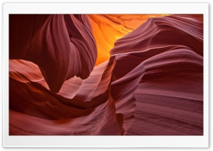 Lower Antelope Canyon HD Wide Wallpaper for Widescreen