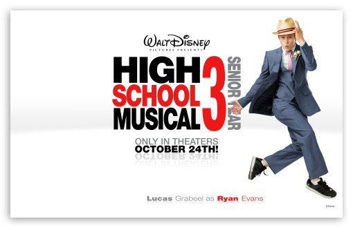 Lucas Grabeel As Ryan Evans High School Musical HD wallpaper for Wide 16:10 5:3 Widescreen WHXGA WQXGA WUXGA WXGA WGA ; Standard 4:3 5:4 3:2 Fullscreen UXGA XGA SVGA QSXGA SXGA DVGA HVGA HQVGA devices ( Apple PowerBook G4 iPhone 4 3G 3GS iPod Touch ) ; iPad 1/2/Mini ; Mobile 4:3 5:3 3:2 5:4 - UXGA XGA SVGA WGA DVGA HVGA HQVGA devices ( Apple PowerBook G4 iPhone 4 3G 3GS iPod Touch ) QSXGA SXGA ;