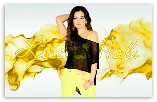 Lucy Hale Black and Yellow HD wallpaper for Wide 16:10 5:3 Widescreen WHXGA WQXGA WUXGA WXGA WGA ; Standard 4:3 5:4 3:2 Fullscreen UXGA XGA SVGA QSXGA SXGA DVGA HVGA HQVGA devices ( Apple PowerBook G4 iPhone 4 3G 3GS iPod Touch ) ; Tablet 1:1 ; iPad 1/2/Mini ; Mobile 4:3 5:3 3:2 5:4 - UXGA XGA SVGA WGA DVGA HVGA HQVGA devices ( Apple PowerBook G4 iPhone 4 3G 3GS iPod Touch ) QSXGA SXGA ;
