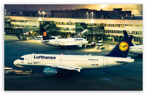 Lufthansa Airplanes HD wallpaper for Wide 16:10 5:3 Widescreen WHXGA WQXGA WUXGA WXGA WGA ; HD 16:9 High Definition WQHD QWXGA 1080p 900p 720p QHD nHD ; Standard 3:2 Fullscreen DVGA HVGA HQVGA devices ( Apple PowerBook G4 iPhone 4 3G 3GS iPod Touch ) ; Mobile 5:3 3:2 16:9 - WGA DVGA HVGA HQVGA devices ( Apple PowerBook G4 iPhone 4 3G 3GS iPod Touch ) WQHD QWXGA 1080p 900p 720p QHD nHD ; Dual 16:10 5:3 4:3 5:4 WHXGA WQXGA WUXGA WXGA WGA UXGA XGA SVGA QSXGA SXGA ;