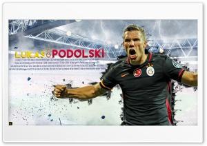 Lukas Podolski Ultra HD Wallpaper for 4K UHD Widescreen desktop, tablet & smartphone