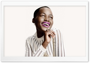 Lupita Nyongo 2014 HD Wide Wallpaper for 4K UHD Widescreen desktop & smartphone