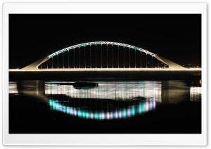 Lusitania Bridge, Merida, Spain HD Wide Wallpaper for 4K UHD Widescreen desktop & smartphone