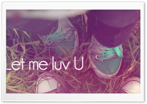 Luv U HD Wide Wallpaper for Widescreen