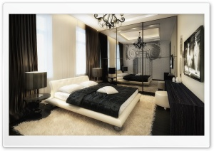 Luxury Apartment HD Wide Wallpaper for Widescreen