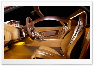 Luxury Car Interior 3 HD Wide Wallpaper for Widescreen