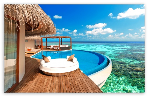 Luxury Water Bungalows Maldives HD wallpaper for Wide 16:10 5:3 Widescreen WHXGA WQXGA WUXGA WXGA WGA ; HD 16:9 High Definition WQHD QWXGA 1080p 900p 720p QHD nHD ; Standard 4:3 5:4 3:2 Fullscreen UXGA XGA SVGA QSXGA SXGA DVGA HVGA HQVGA devices ( Apple PowerBook G4 iPhone 4 3G 3GS iPod Touch ) ; Tablet 1:1 ; iPad 1/2/Mini ; Mobile 4:3 5:3 3:2 16:9 5:4 - UXGA XGA SVGA WGA DVGA HVGA HQVGA devices ( Apple PowerBook G4 iPhone 4 3G 3GS iPod Touch ) WQHD QWXGA 1080p 900p 720p QHD nHD QSXGA SXGA ;