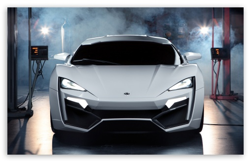 Download Lykan HyperSport - 2013 HD Wallpaper
