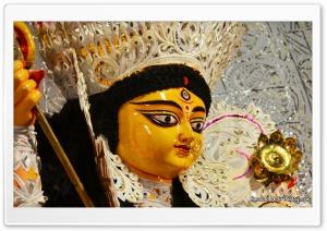 Maa Durga Ultra HD Wallpaper for 4K UHD Widescreen desktop, tablet & smartphone