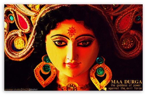Maa Durga HD wallpaper for Wide 16:10 5:3 Widescreen WHXGA WQXGA WUXGA WXGA WGA ; HD 16:9 High Definition WQHD QWXGA 1080p 900p 720p QHD nHD ; UHD 16:9 WQHD QWXGA 1080p 900p 720p QHD nHD ; iPad 1/2/Mini ; Mobile 4:3 5:3 3:2 16:9 - UXGA XGA SVGA WGA DVGA HVGA HQVGA devices ( Apple PowerBook G4 iPhone 4 3G 3GS iPod Touch ) WQHD QWXGA 1080p 900p 720p QHD nHD ;