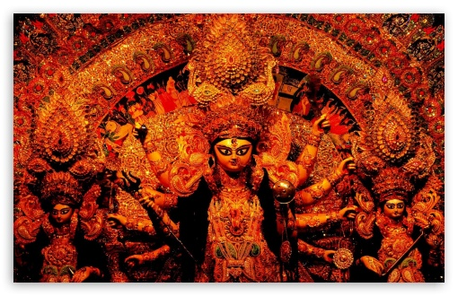 Maa Durga Hd Wallpaper 4k Download Vinnyoleo Vegetalinfo